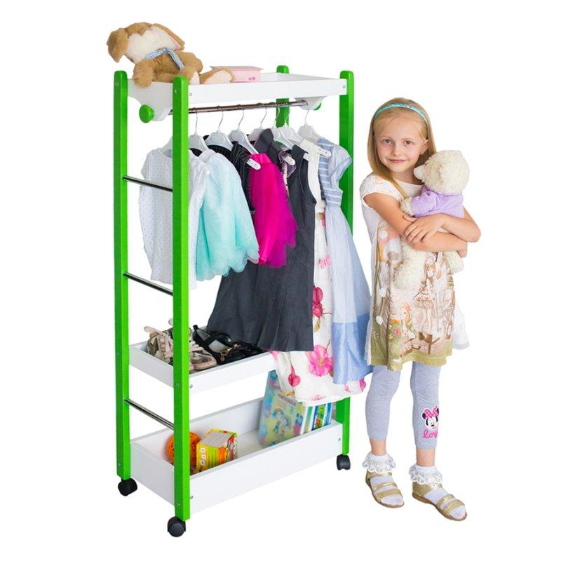 Напольная вешалка Fenster Малюк Зеленый