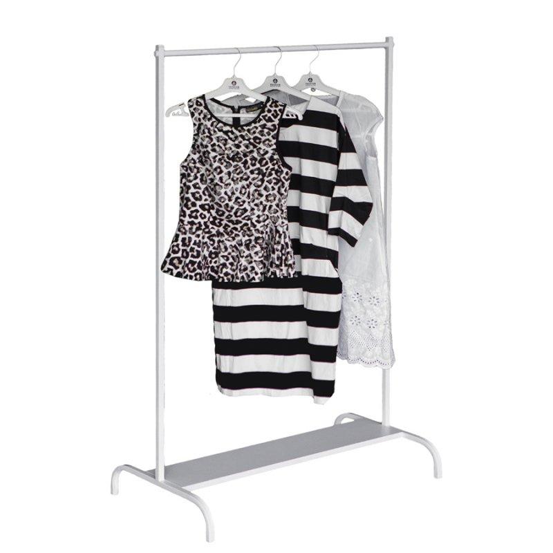 Стойка для одежды Fenster Гамма 2 Белый