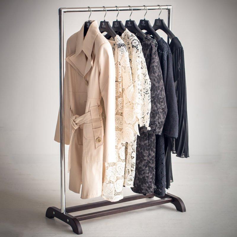 Стойка для одежды Fenster Аккорд Венге