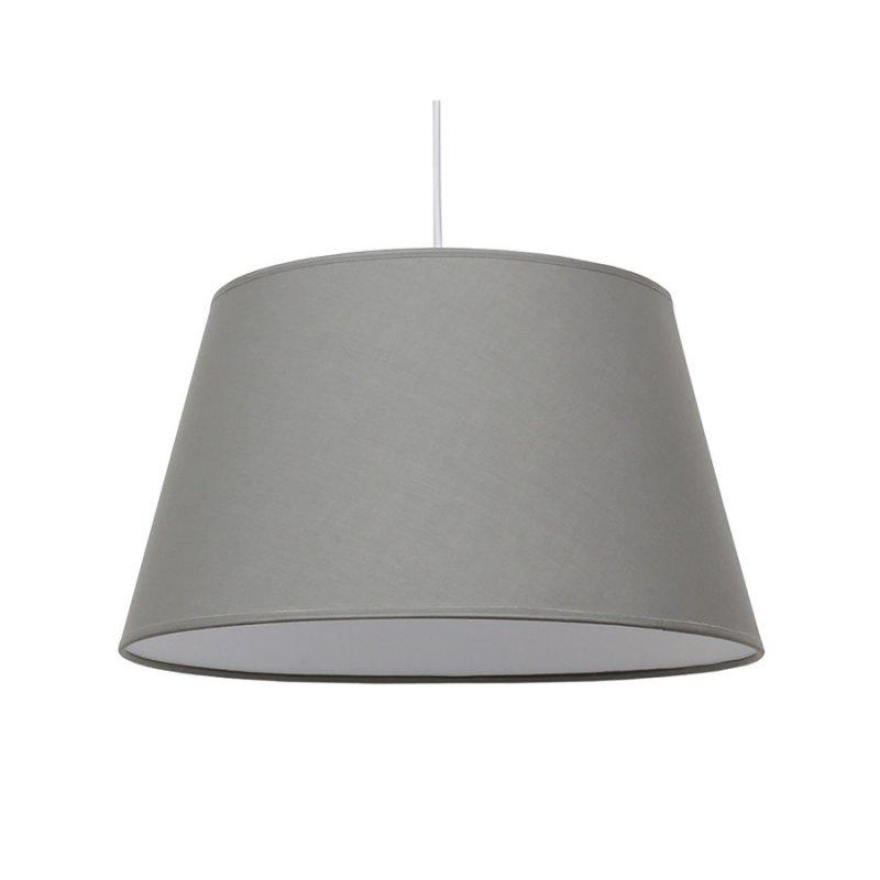 Абажур Fenster Ампир D400 Светло-серый