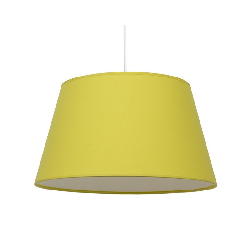 Абажур Fenster Ампир D400 Желтый