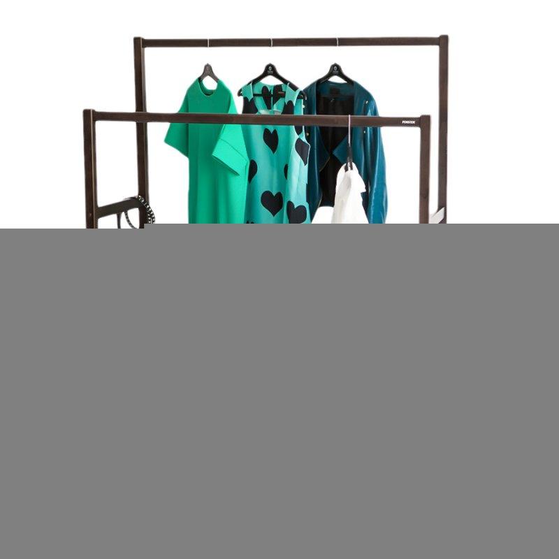 Стойка для одежды Fenster Дуэт Венге