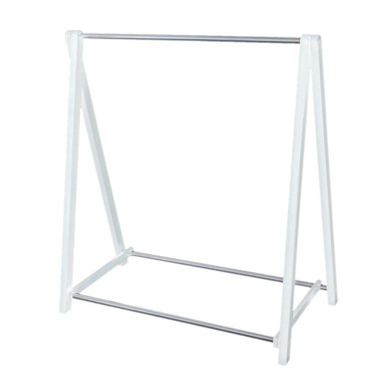 Стойка для одежды Fenster Лео 1 Белый