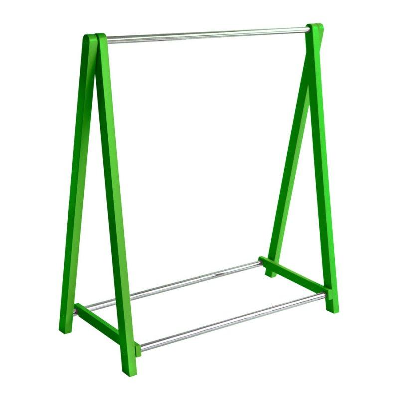 Стойка для одежды Fenster Лео 1 Зеленый