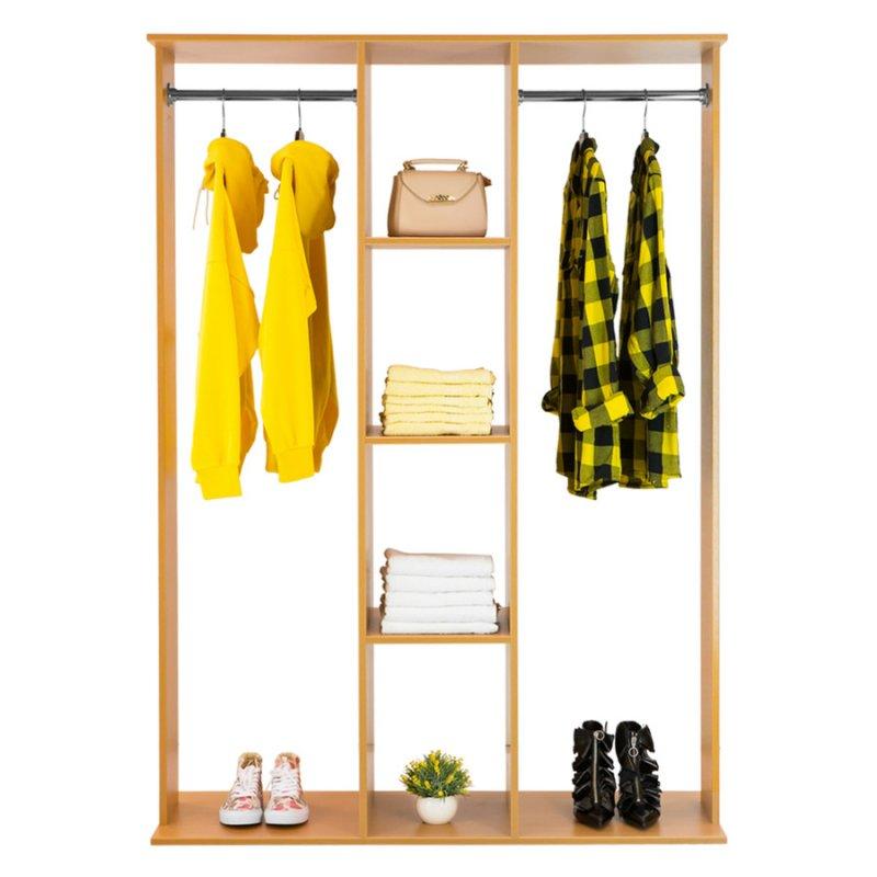 Купить Стойка для одежды Fenster Галлант 3B Бук