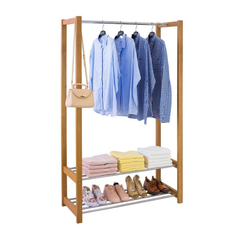 Стойка для одежды Fenster Люкс Бук
