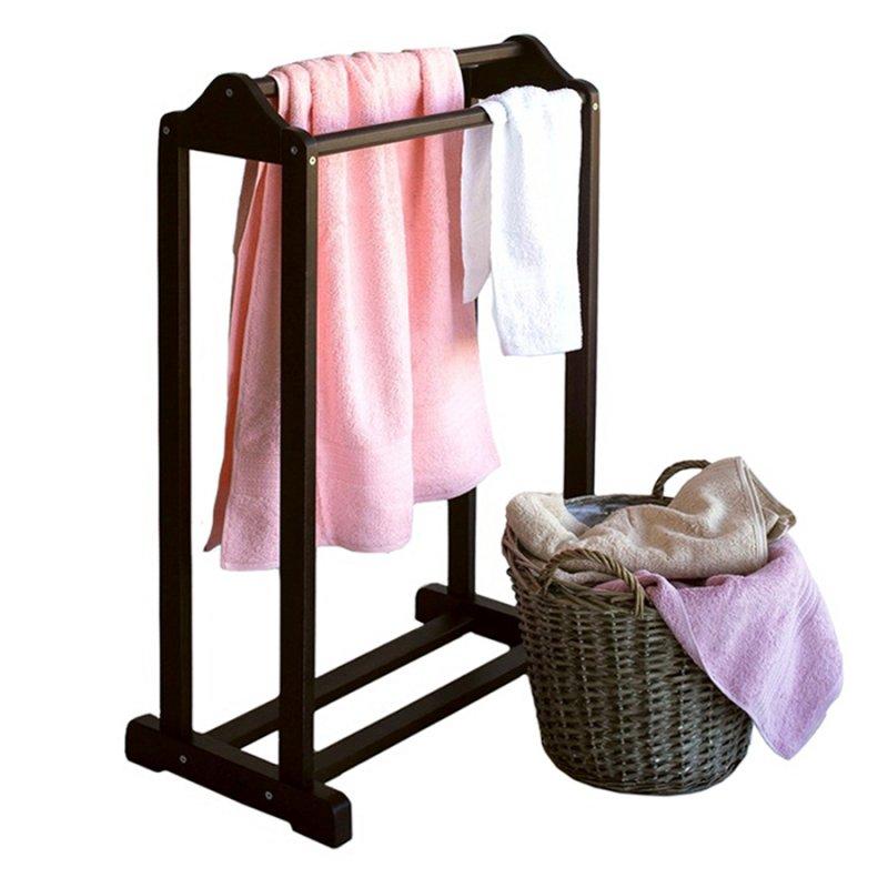 Напольная вешалка для полотенец Fenster Соната Венге