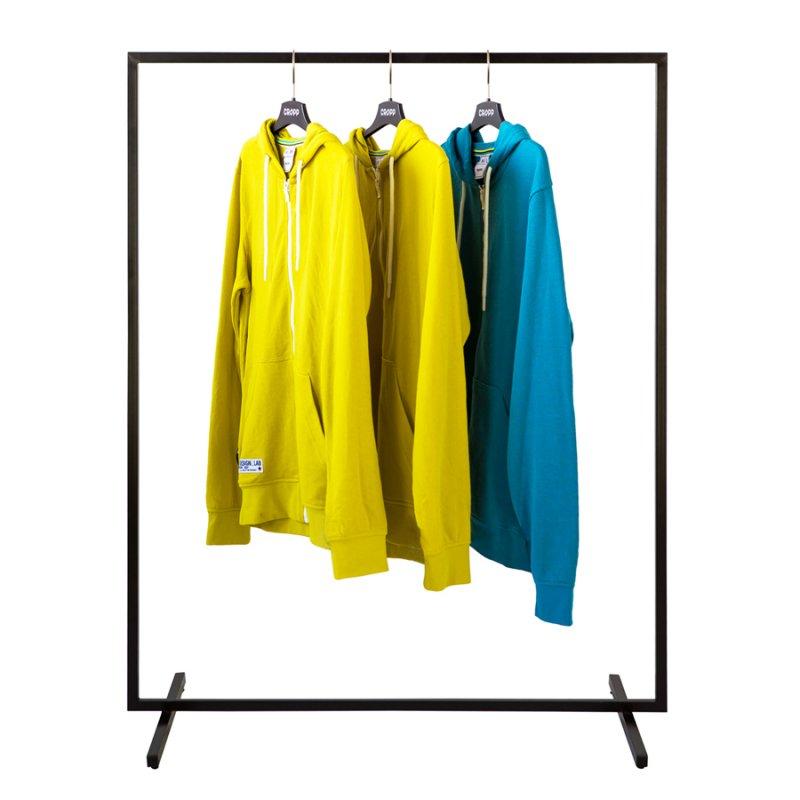 Стойка для одежды Fenster Квадро 1D Чёрный