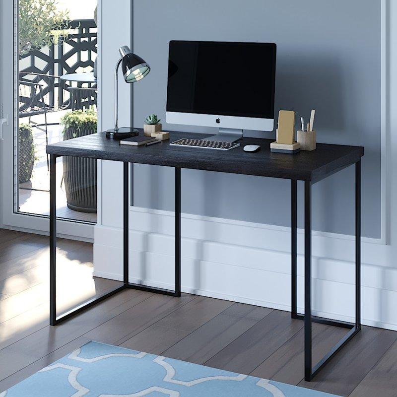 Стол в офис Fenster Вега 1 Венге 75,5x120x60,5