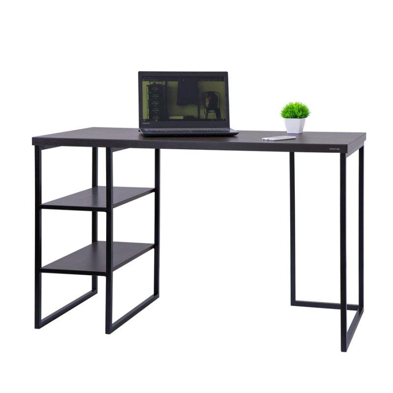 Стол компьютерный Fenster Вега 3 Венге 75,5x120x60,5