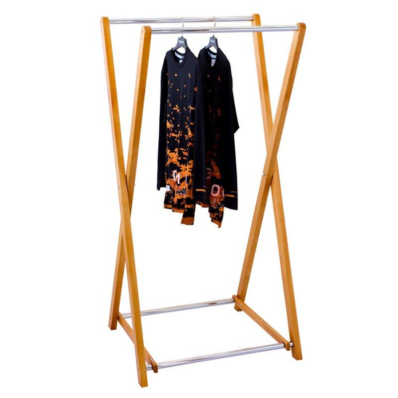 Стойка для одежды Fenster Модус 3 Бук 150x75x60