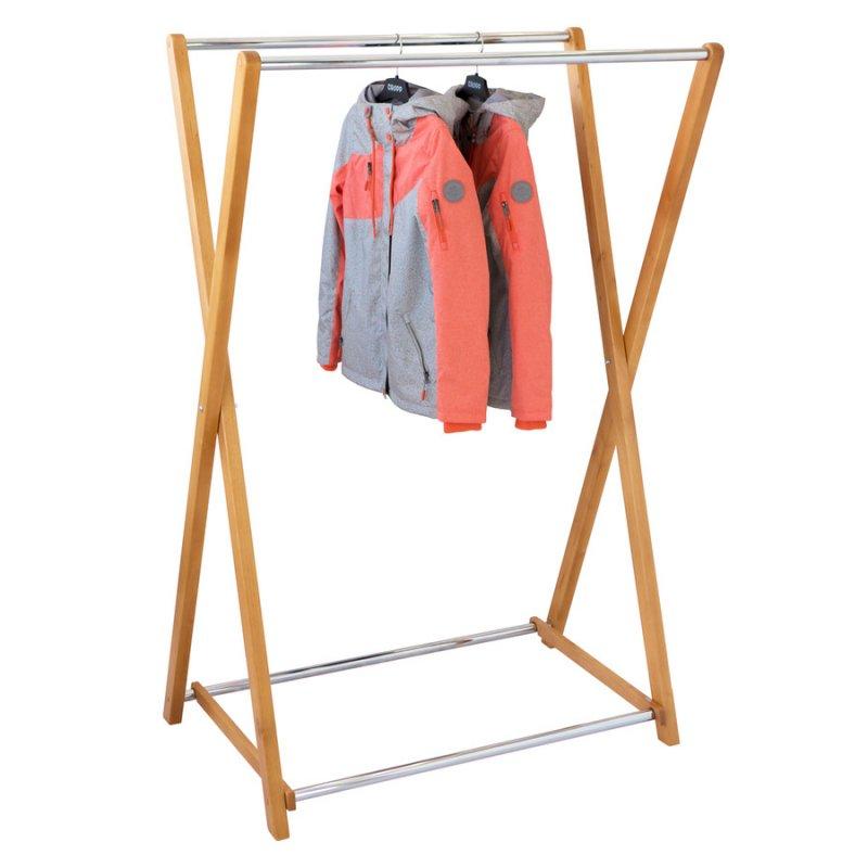 Стойка для одежды Fenster Модус 3 Бук 150x100x60