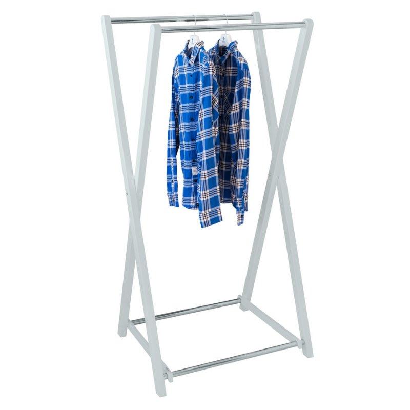 Стойка для одежды Fenster Модус 3 Белый 150x75x60