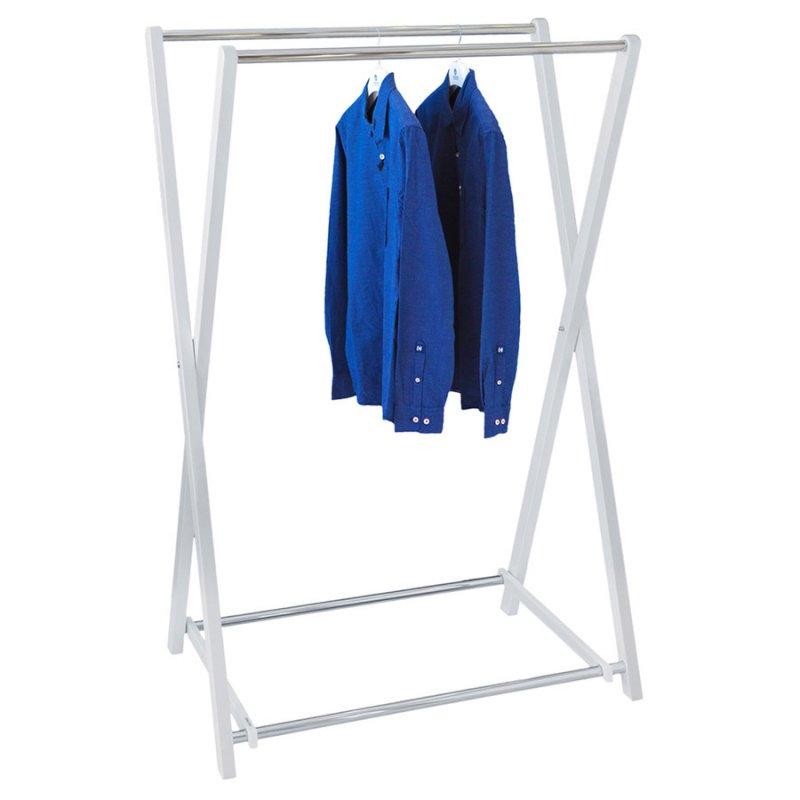 Стойка для одежды Fenster Модус 3 Белый 150x100x60