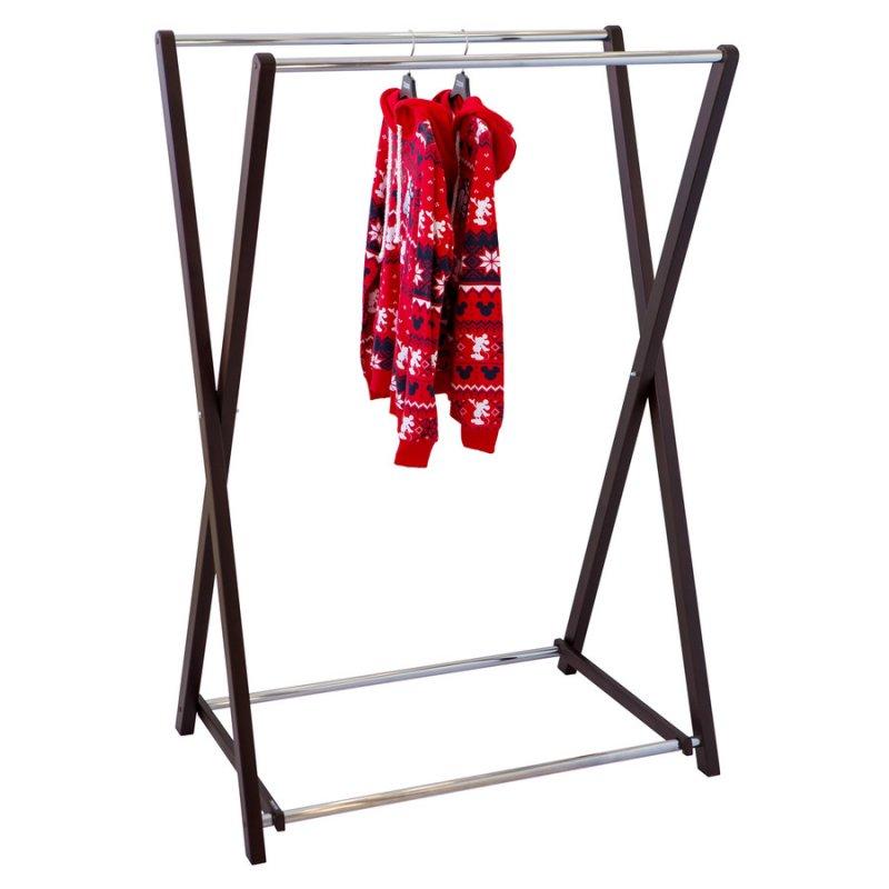 Стойка для одежды Fenster Модус 3 Венге 150x100x60