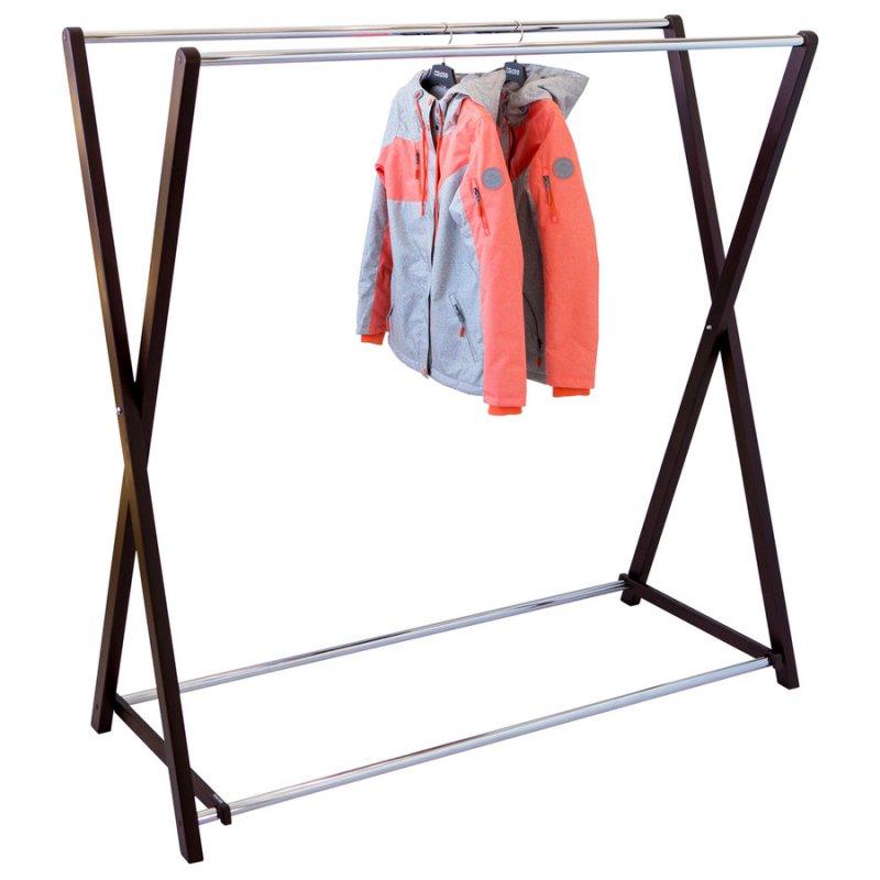 Стойка для одежды Fenster Модус 3 Венге 150x150x60
