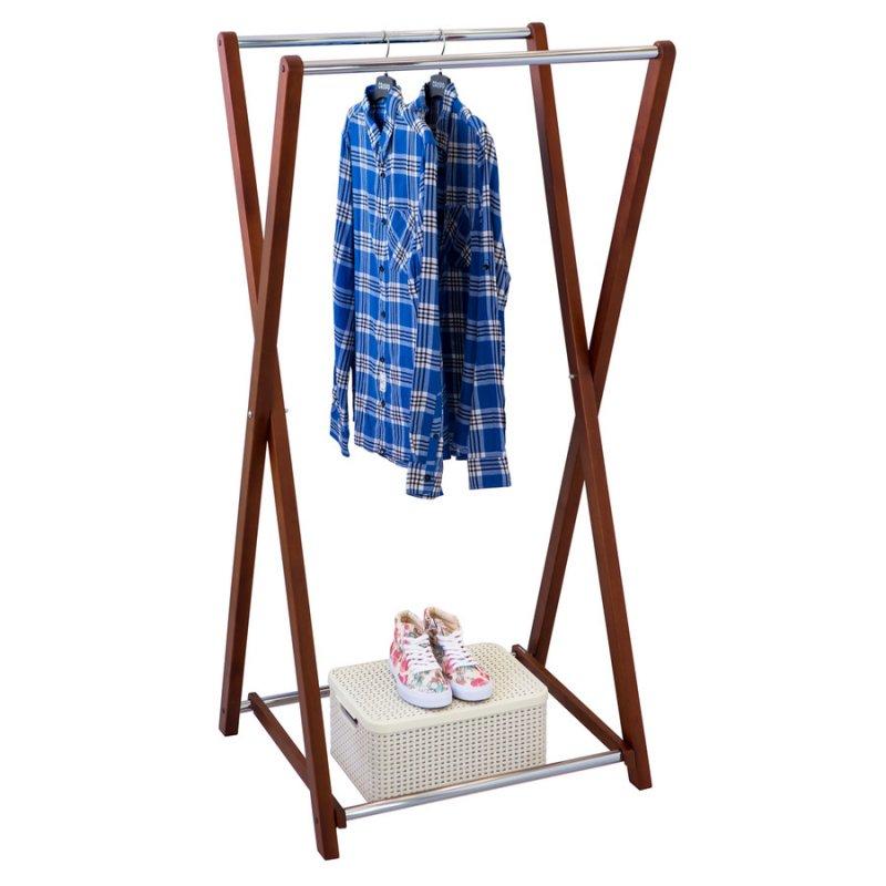 Стойка для одежды Fenster Модус 3 Коричневый 150x75x60
