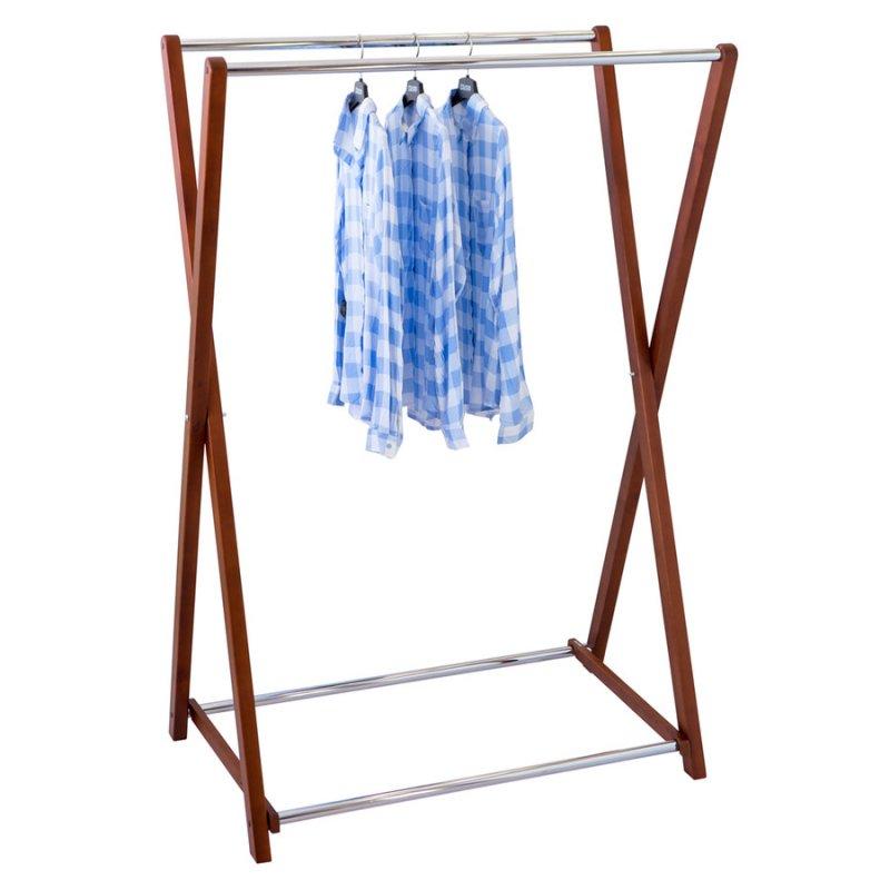 Стойка для одежды Fenster Модус 3 Коричневый 150x100x60
