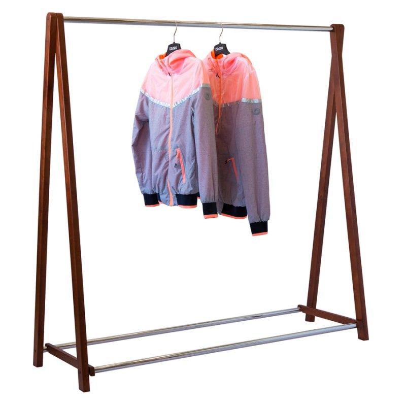 Стойка для одежды Fenster Модус 2 Коричневый 146x150x48,5