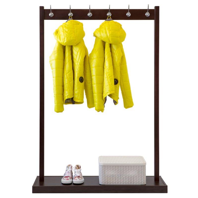 Стойка для одежды Fenster Элит 4 Венге