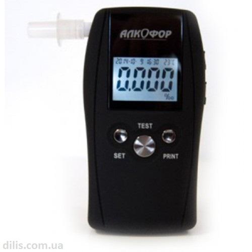 Алкотестер АлкоФор-405, алкометр