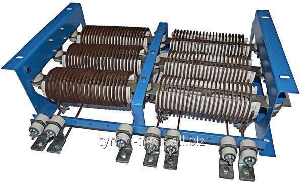 Купить Блоки резисторов крановые (сборка и изготовление за 1 день)