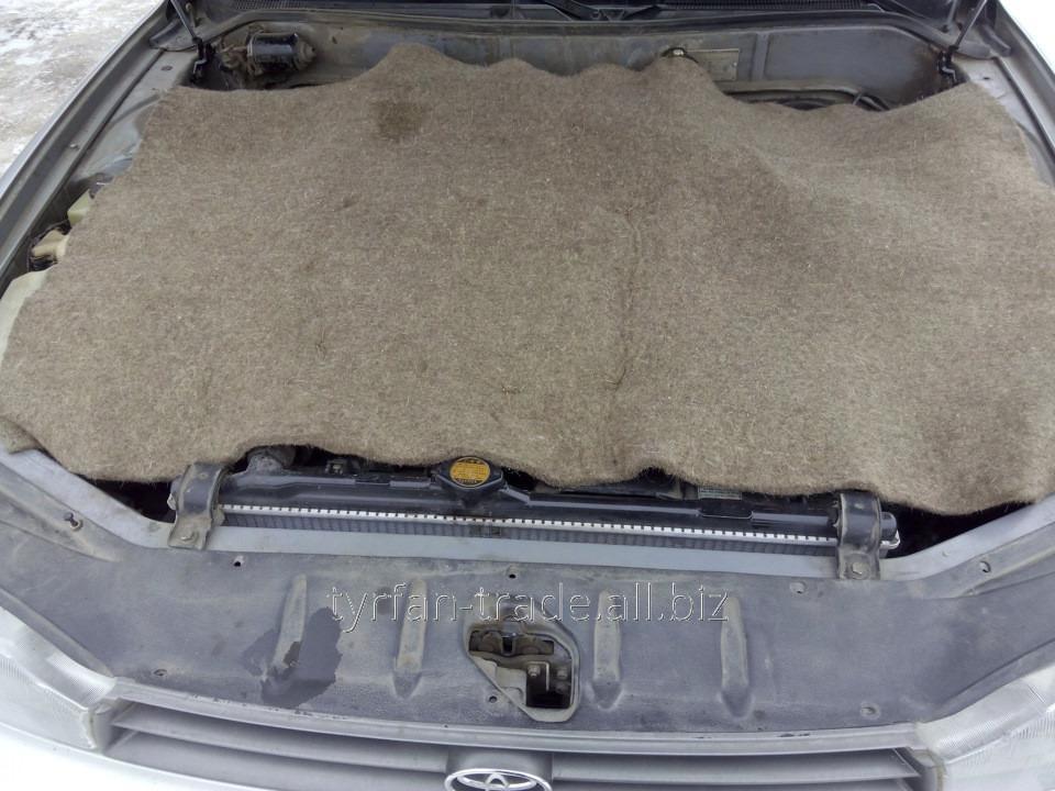 Купить Войлок авто одеяло под капот автомобиля