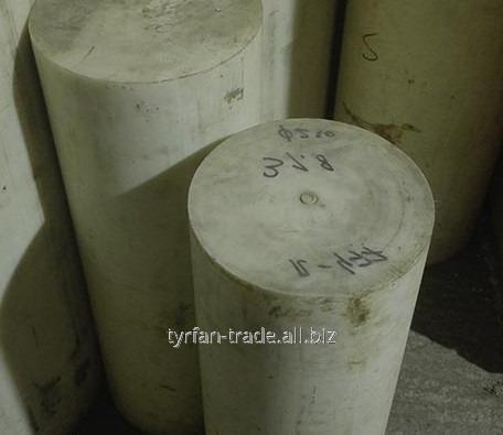 Капролактам (н) д. 310 мм, стержень, круг, болванка длиной до 1300 мм (порезка по размерам заказчика)