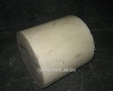 Капролактам н д. 340 мм, стержень, круг, болванка длиной до 1300 мм
