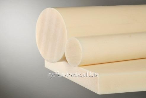 Капролактам (н) с добавками силикона, стекла и графита (сверхпрочный материал)
