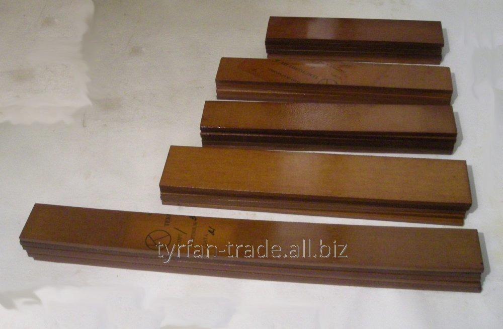 Лопатки пластины текстолитовые для вакуумных насосов КО-503, КО-505, ко