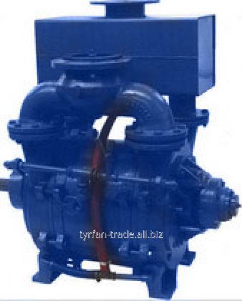 Купить Насос вакуумный Водокольцевой 65-SZO-224-80-LC-00