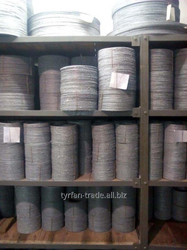 Паронитовые прокладки маслобензостойкие пмб
