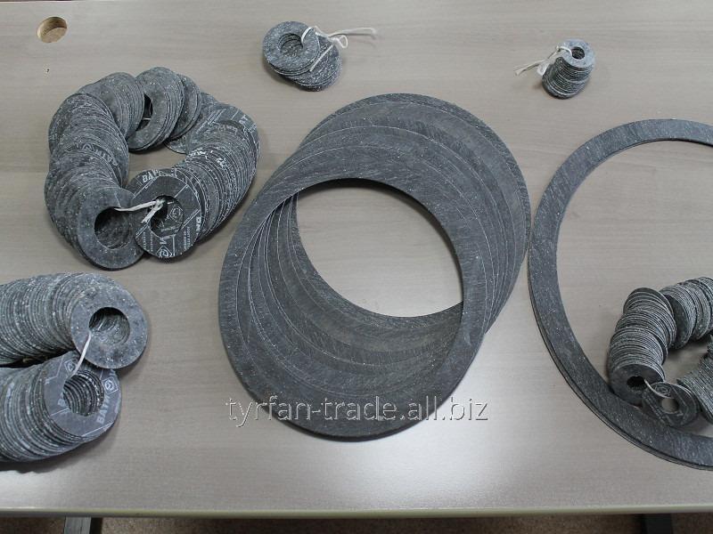 Прокладки для фланцев ГОСТ 15180-86 пон-а б ГОСТ 481-80. толщина 2мм,3мм,4мм,5мм,6мм