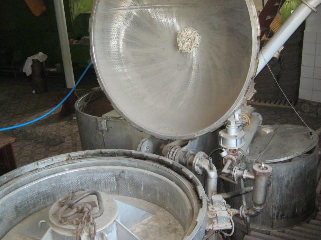 Оборудование для производства медицинской ваты