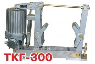 Купить Тормоз колодочный гидравлический крановый ткг 300