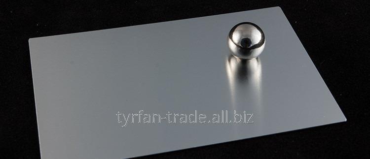 Buy Matt anodised aluminium silver