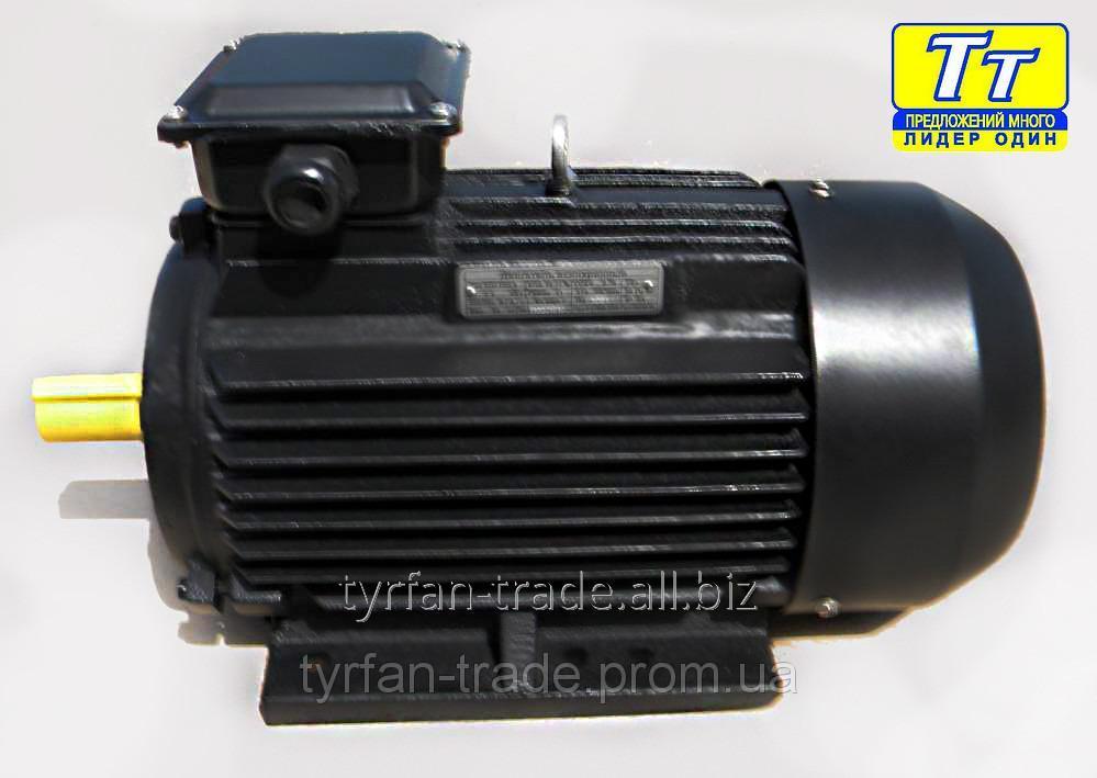 Купить Электродвигатель АИР200м8 18,5 квт/750
