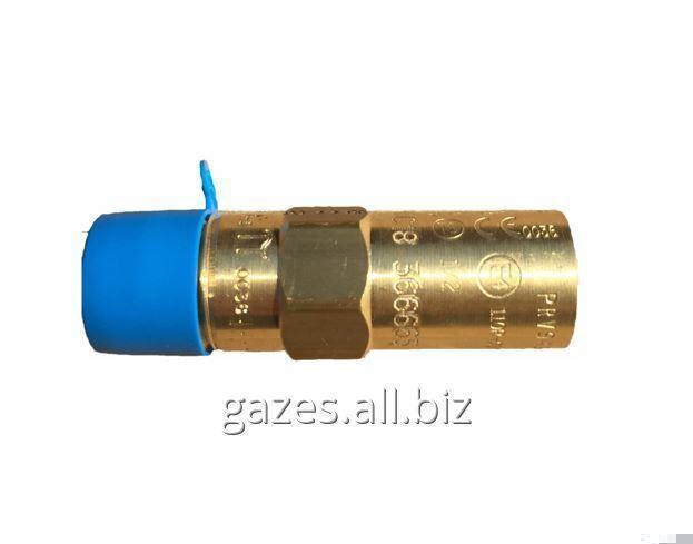 Предохранительные клапаны серии Rego 9400 для газовых и криогенных систем