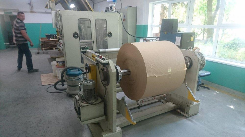 Купить Holweg RS26 – пакетоделательная машина для изготовления пакетов соше.