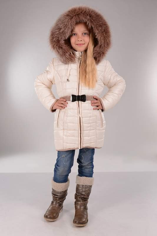 Зимова дитяча куртка-пальто fdc4d11f37c49