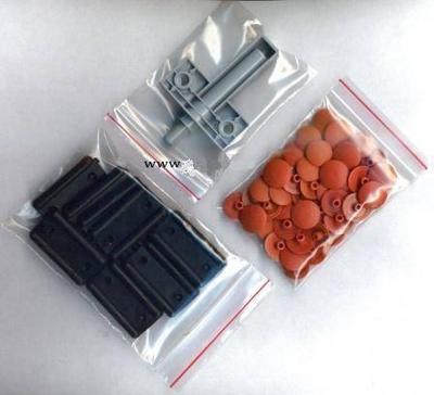 Купити Пакети пакувальні зі струнним замком Zip-lock