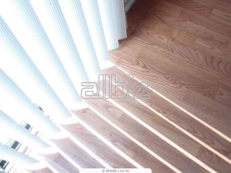 Buy Blinds are vertical.