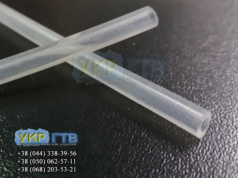 Lékařská silikonová tuba
