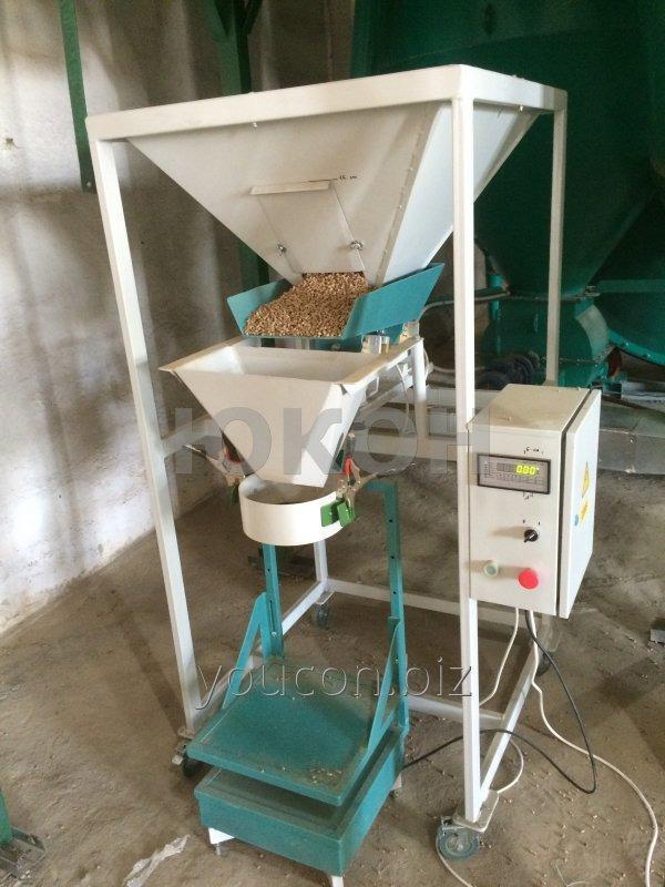 Купить Дозатор полуавтоматический 1-50 кг