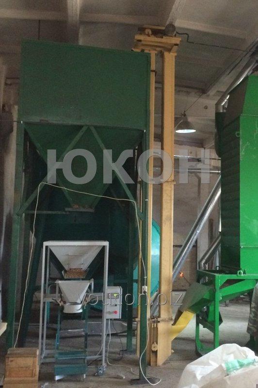 Фасовка пеллеты (гранулы) в готовую тару от 1 до 50 кг