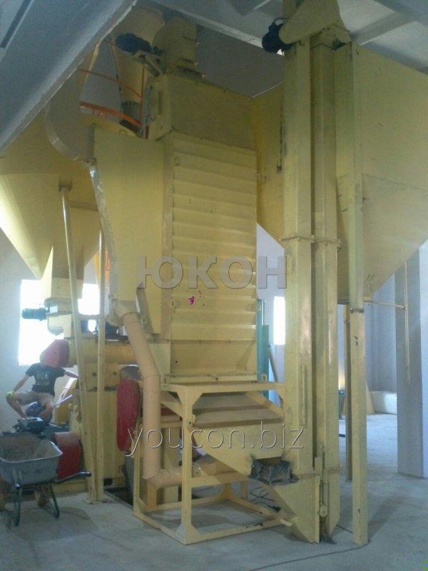 Оборудование для производства топливной пеллеты