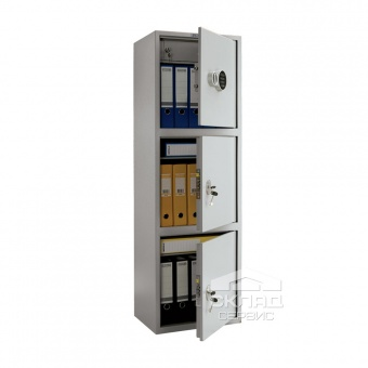 Buy Book rack PRACTICE SL-150/3 mm T.EL 1490x460x340