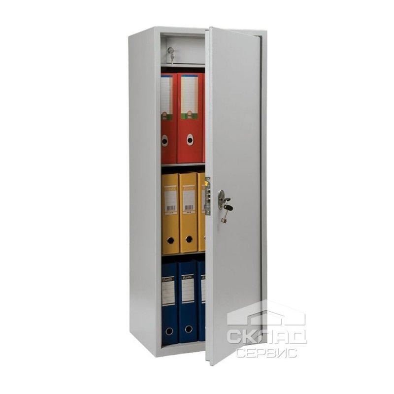 Купить Бухгалтерский шкаф ПРАКТИК SL-125Т 1252x460x340 мм
