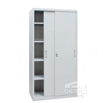 Купить Архивный шкаф купе ШКГ-12К 1970x1200x455 мм